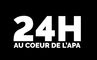 VIDEO : 24H AU COEUR DE L'APA